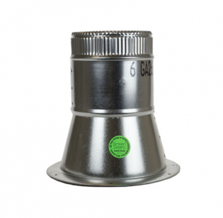 Press On Conical Duct Fitting